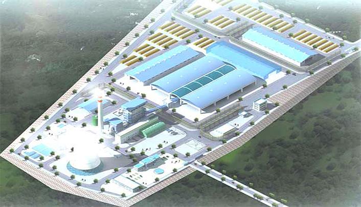 Design Biomass Plant Kiev Region.